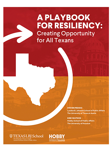 Creating Opportunity for All Texans