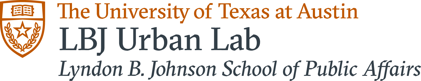 LBJ Urban Lab logo